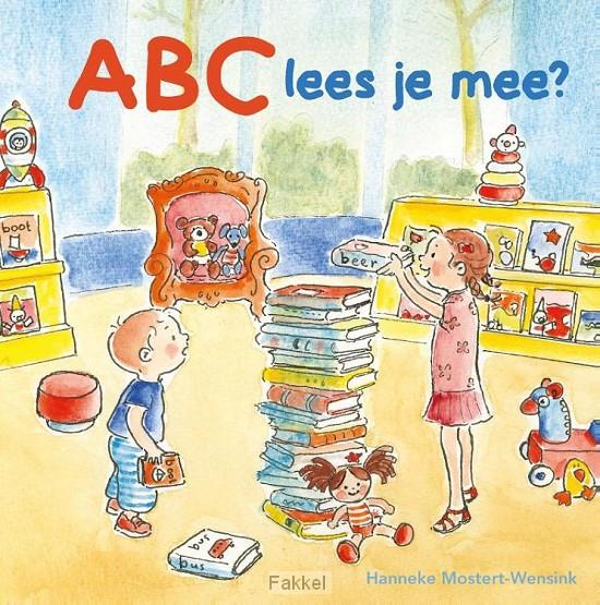 product afbeelding voor: ABC lees je mee
