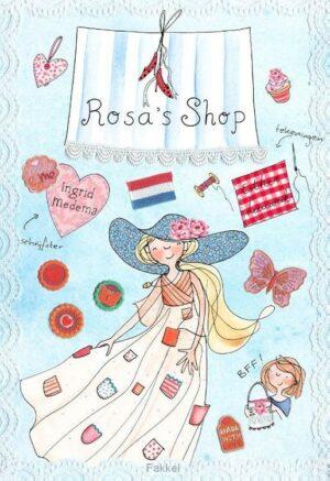 product afbeelding voor: Rosa's shop
