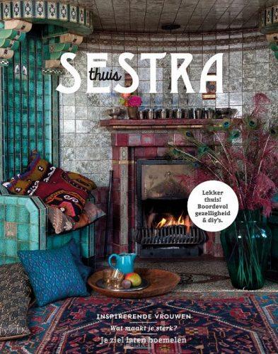 product afbeelding voor: Sestra magazine Thuis 2017