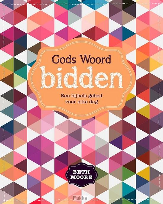 product afbeelding voor: Gods Woord bidden