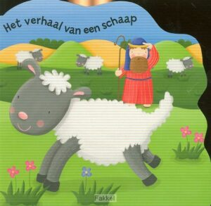 product afbeelding voor: Verhaal van een schaap