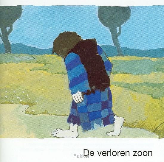 miniboekje verloren zoon - 9789061263630 - de fakkel