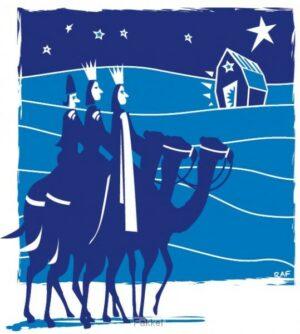 product afbeelding voor: Kersttasje 3 koningen
