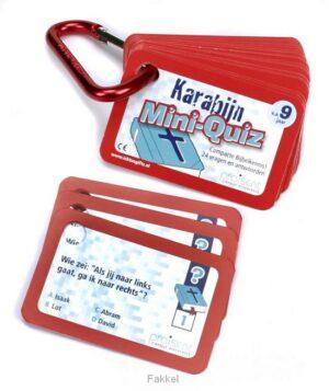 product afbeelding voor: Karabijn mini-bijbelquiz