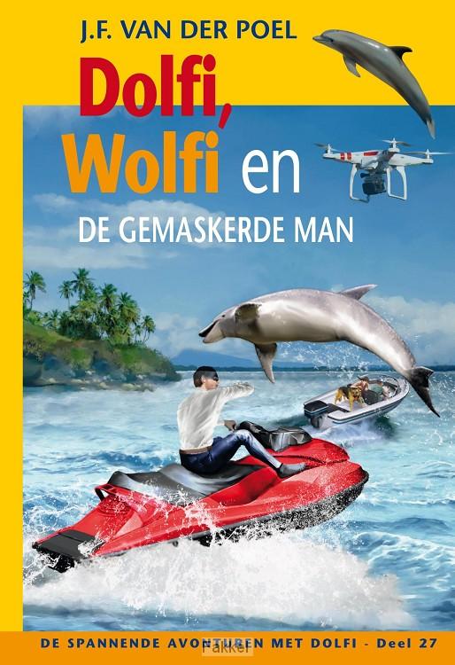 product afbeelding voor: Dolfi en Wolfi 27 en de gemaskerde man