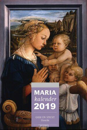 product afbeelding voor: Mariakalender 2019 blok en schild