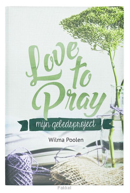product afbeelding voor: Love to pray