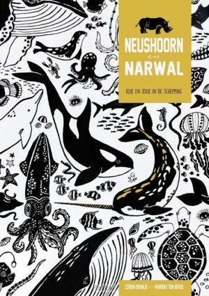 product afbeelding voor: Narwal en neushoorn