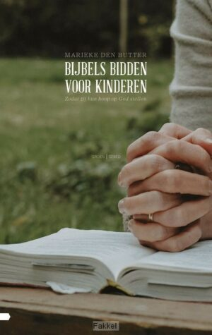 product afbeelding voor: Bijbels bidden voor je kinderen
