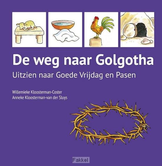 product afbeelding voor: Weg naar Golgotha