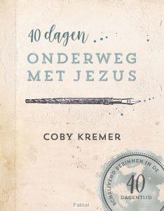 product afbeelding voor: 40 dagen onderweg met Jezus
