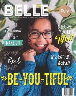 Belle meiden magazine 2018 nr 1