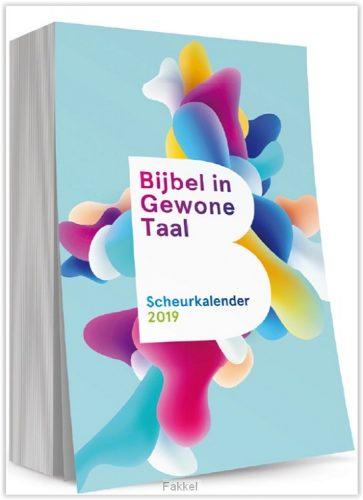 product afbeelding voor: BGT Scheurkalender 2019