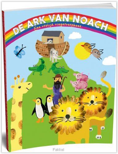 product afbeelding voor: Vingerverf in de ark