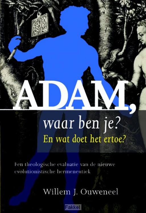 product afbeelding voor: Adam waar ben je?