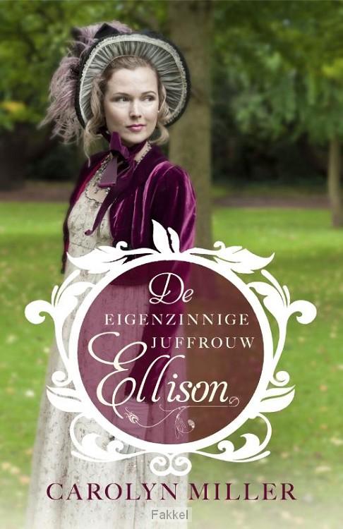 product afbeelding voor: Eigenzinnige juffrouw Ellison