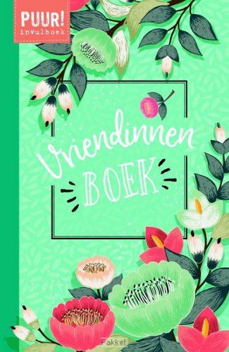product afbeelding voor: Puur! vriendinnenboek