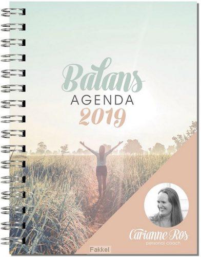 product afbeelding voor: Balansagenda 2019
