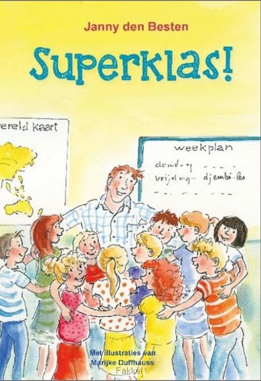 product afbeelding voor: Superklas!