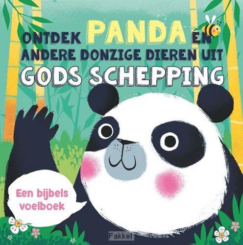 product afbeelding voor: Ontdek panda en andere donzige dieren ui