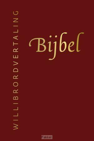 product afbeelding voor: Bijbel willibrordvertaling