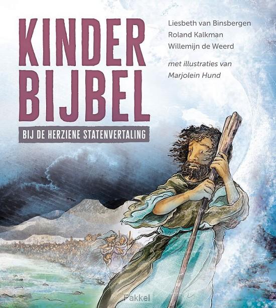 product afbeelding voor: Kinderbijbel bij de herziene statenverta