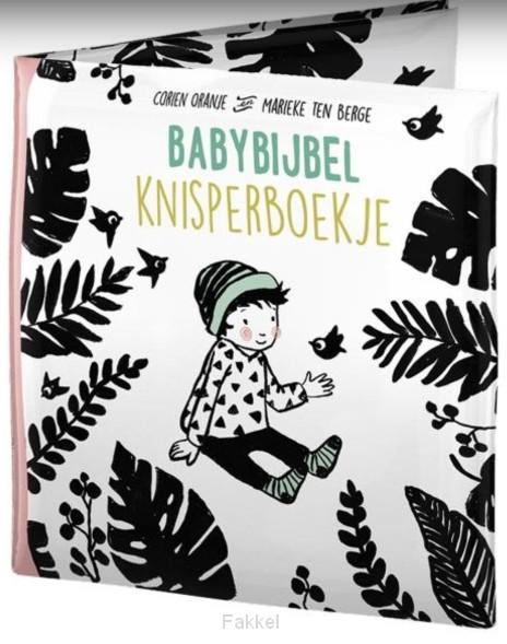 product afbeelding voor: Babybijbel knisperboekje
