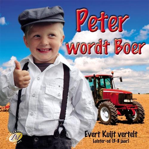 product afbeelding voor: Peter wordt boer