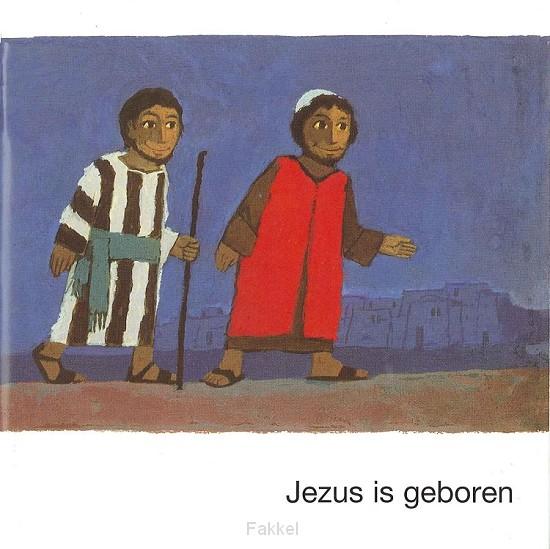 product afbeelding voor: Miniboekje Jezus is geboren