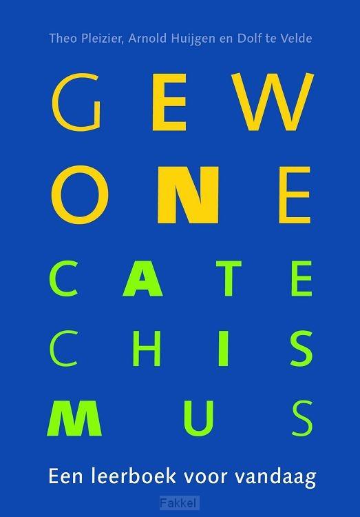 product afbeelding voor: Gewone catechismus luxe editie