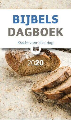 product afbeelding voor: Bijbels dagboek 2020 standaard