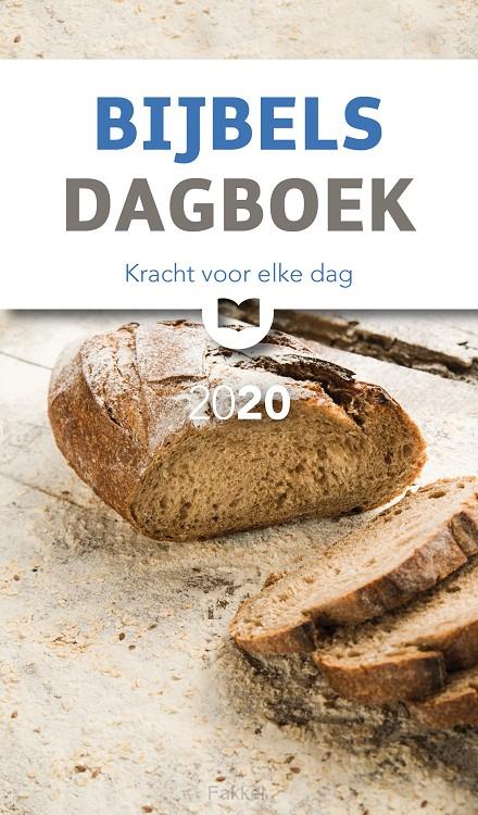 product afbeelding voor: Bijbels dagboek 2020 GROTE LETTER
