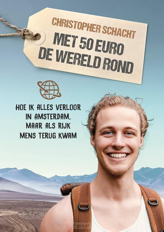 product afbeelding voor: Met 50 euro de wereld rond