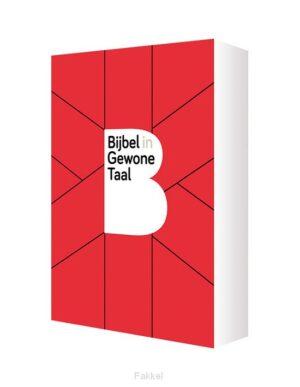 product afbeelding voor: Bijbel in gewone taal ROOD midprice