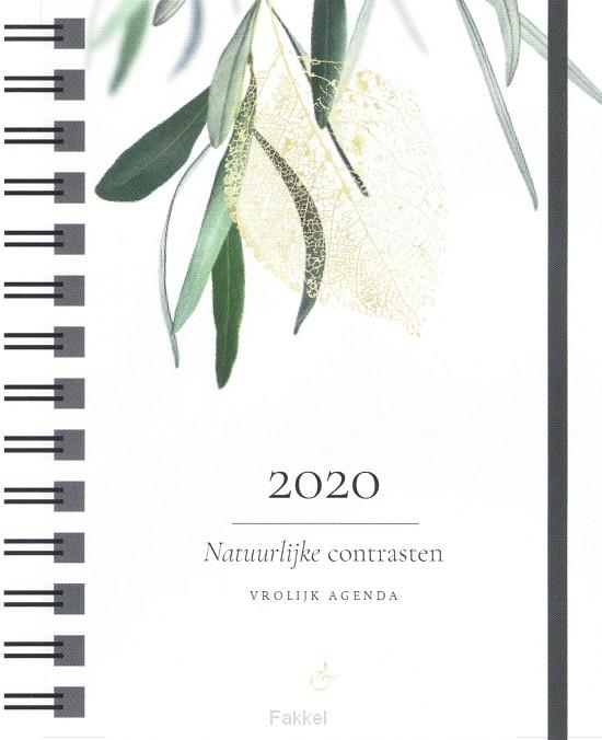 product afbeelding voor: Vrolijk agenda groot 2020