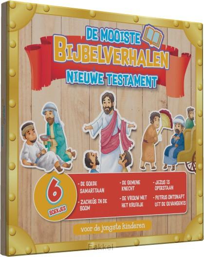 product afbeelding voor: Assortiment mooiste bijbelverhalen NT2