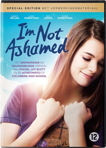 product afbeelding voor: I'm Not Ashamed (Special Edition)