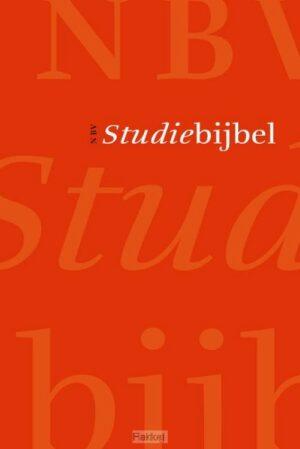 product afbeelding voor: Studiebijbel NBV