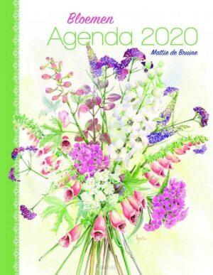 product afbeelding voor: Agenda 2020 bloemen