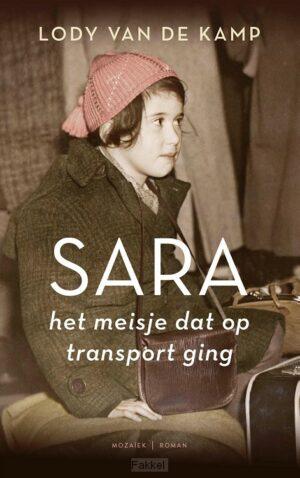product afbeelding voor: Sara het meisje dat op transport ging
