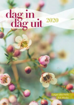 product afbeelding voor: Dag in dag uit 2020 dagboek