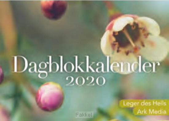 product afbeelding voor: Dag in dag uit 2020 dagblokkalender