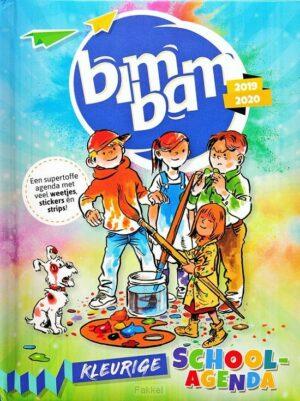 product afbeelding voor: BimBam schoolagenda 2019-20