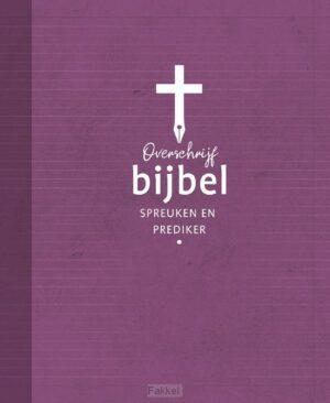 product afbeelding voor: Overschrijfbijbel Spreuken en Prediker