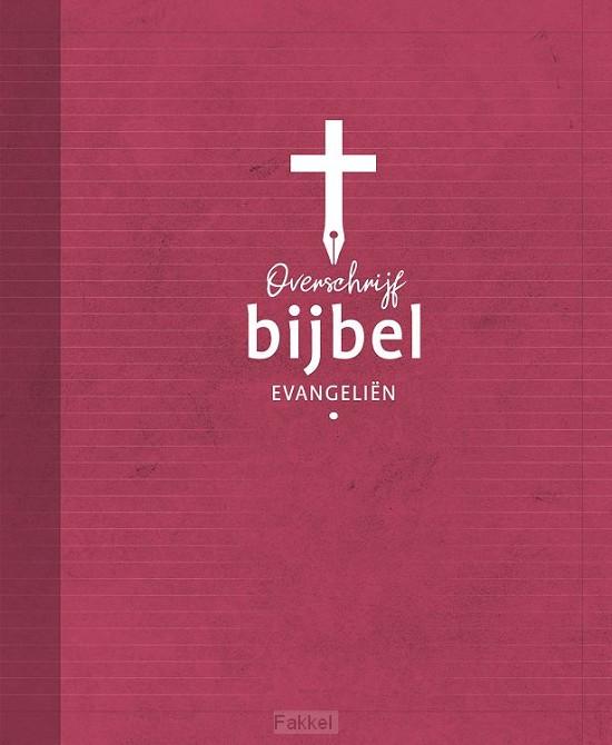 product afbeelding voor: Overschrijfbijbel Evangeliën