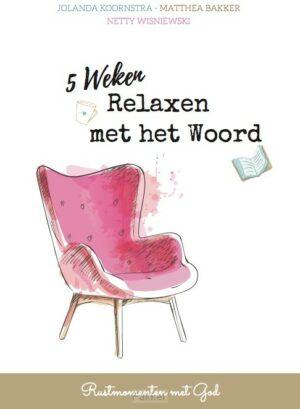 product afbeelding voor: 5 weken relaxen met het Woord