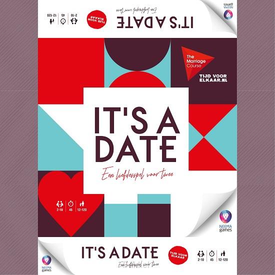 Beste It's a date - 9789492925275 - De Fakkel XG-25