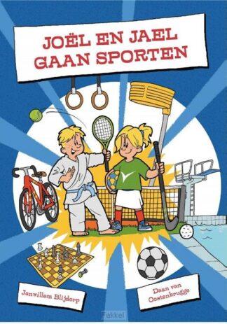 product afbeelding voor: Joël en Jael gaan sporten