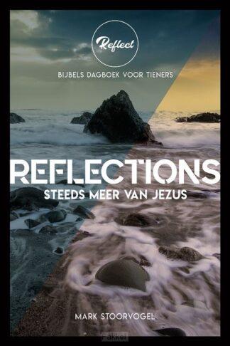 product afbeelding voor: Reflections steeds meer van Jezus