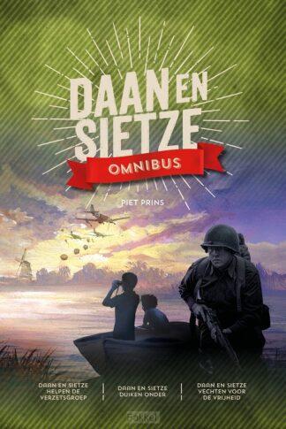 product afbeelding voor: Daan en Sietze omnibus